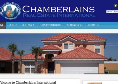 Chamberlains Real Estate International