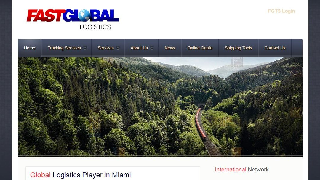 Fast Global Logistics