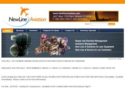 New Line Aviation