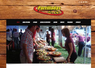 Parrilladas To Go
